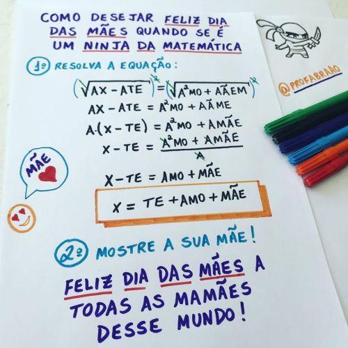 Mãe matemática